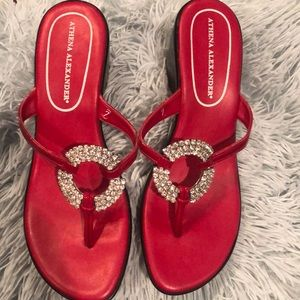 Athena Alexander Sandals New without box